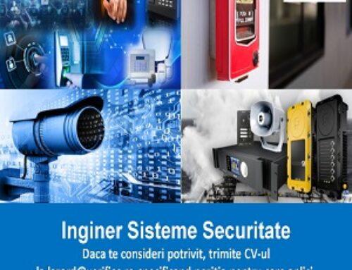 Inginer Sisteme de Securitate